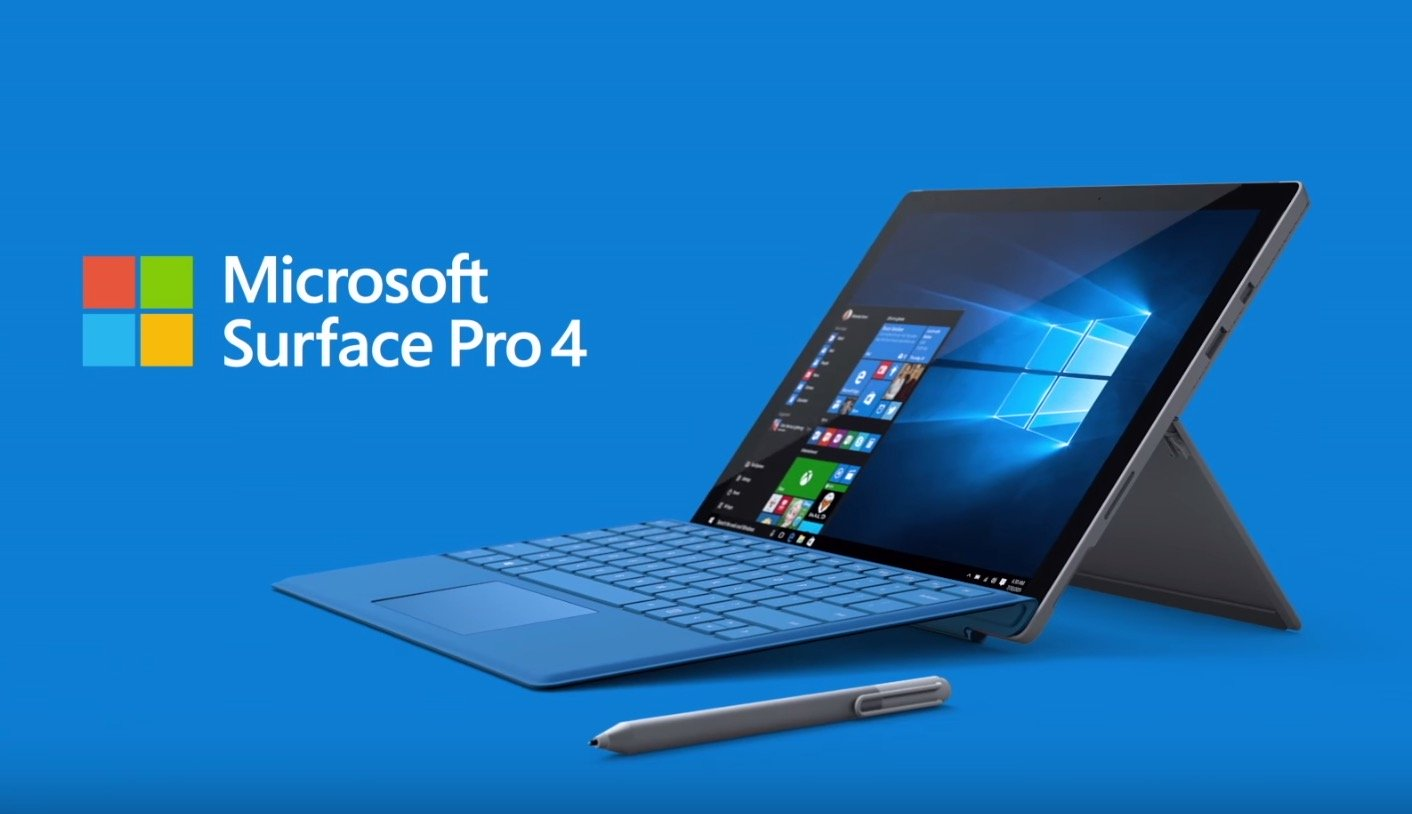 【PC】Surface Pro4 VS iPad Pro~MSとAppleの思い描く未来の違い