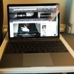 MacBook 12インチ、省エネ大容量でモバイルに最適!