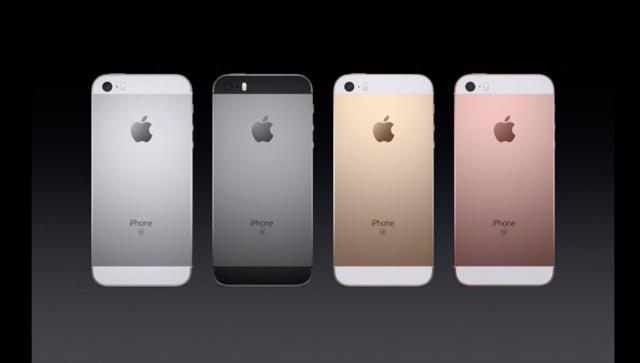 「iPhone SE」「9.7インチiPad」発表!Appleスペシャルイベント