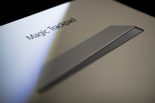 【レビュー】Magic Trackpad2はMacBookでの精密な作業に最適なガジェット