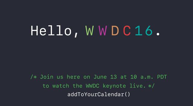【WWDC2016】「OS X」から「macOS Sierra」へ。ハードウェアの発表はナシ!