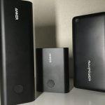 【MacBook12インチまとめ】最適なモバイルバッテリーはコレだ!
