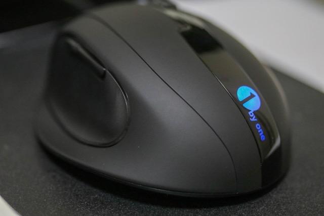 【レビュー】DPI設定変更可能な6ボタンMouseは、作業快適なWindows用マウス