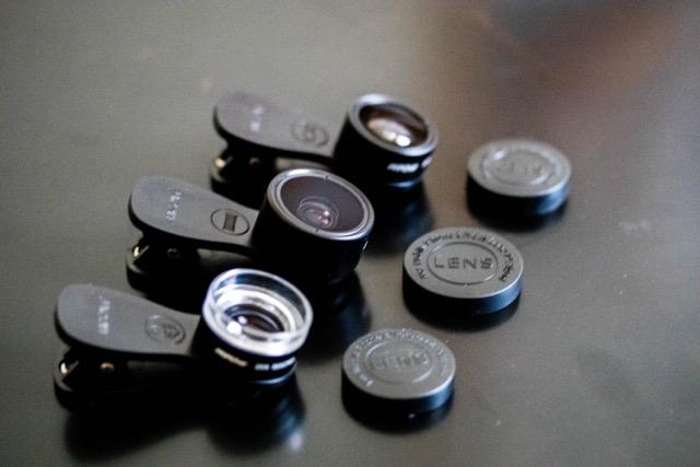 【レビュー】Mpow Clip-Onレンズを使って、iPhone撮影を思いのままに
