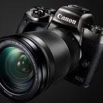 Canon EOS M5の発売日が11月25日に決定!店舗での先行展示もあるらしい!