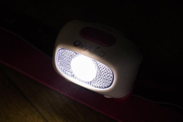 【レビュー】エコなLEDヘッドライトで夜間の作業効率劇的向上!