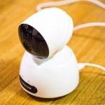 【レビュー】Homscam 200万画素ネットワークカメラで愛犬ぽぽ君のお留守番も安心!