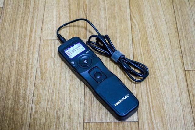 【レビュー】一眼レフ・ミラーレス用高性能レリーズ「Photoolex T710C」の完成度がスゴイ!