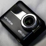 【レビュー】Virtoba 4K WIFIアクションカメラはタッチパネル搭載!