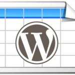 【WordPress】表がうまく表示されない時は「TablePress」がオススメ!