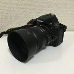 【レビュー】Nikon 40mmMicroはガジェットブロガーに最適レンズだ!