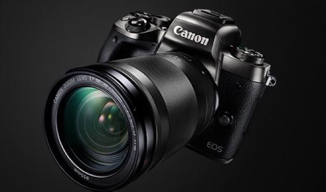 Canonのミラーレス、EOS M5がもうすぐ発売。EOS 80Dから買い換えるというのは暴挙なのか??